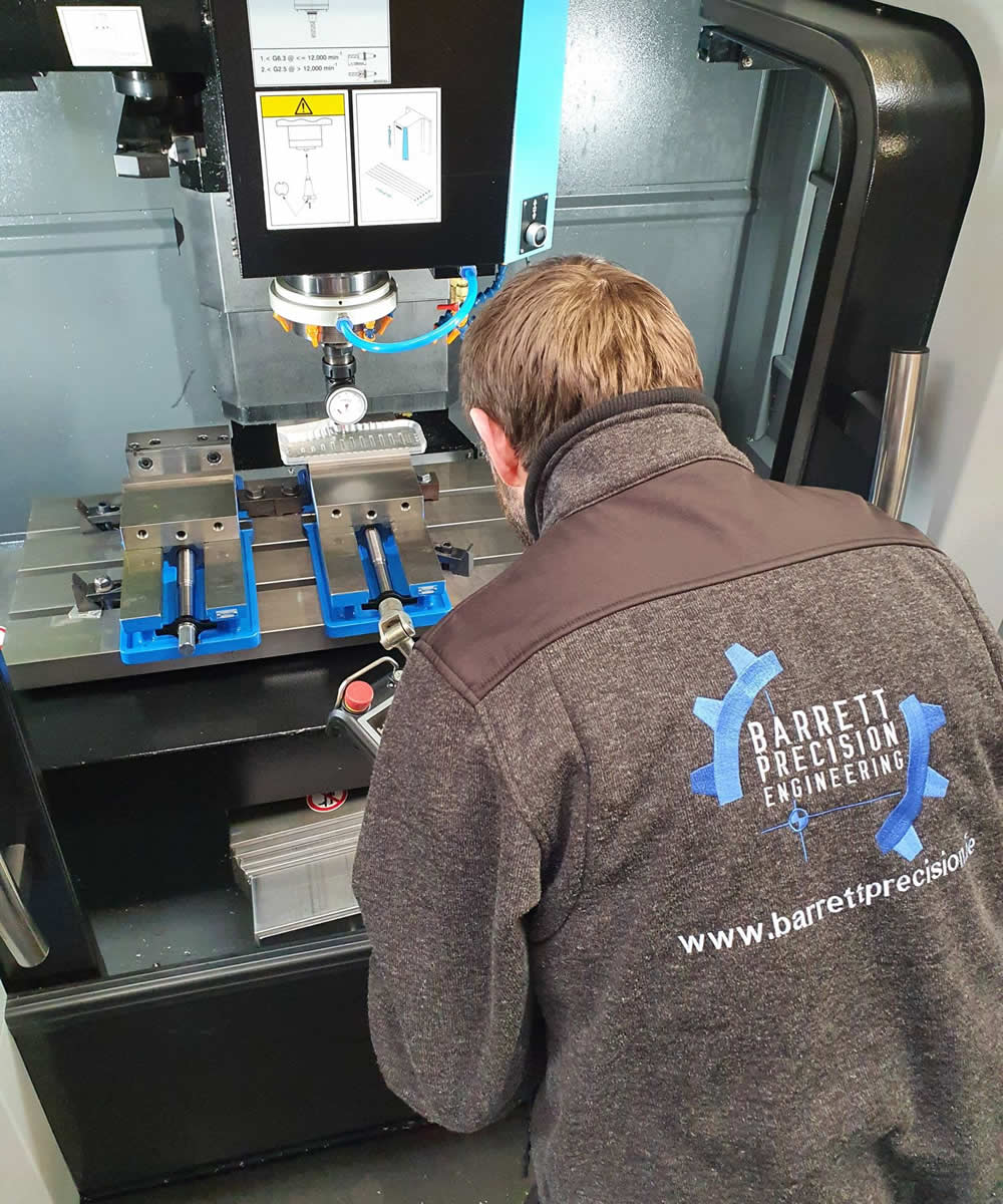 about4 Home | Barrett Precision Engineering